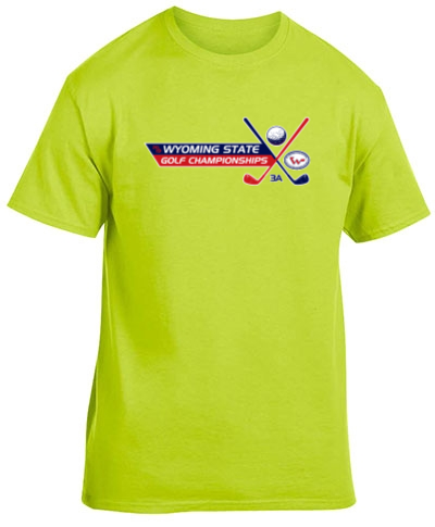 Neon Color Short Sleeve T-Shirt