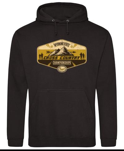 Hooded Sweatshirt 50/50 Heavy Blend Black