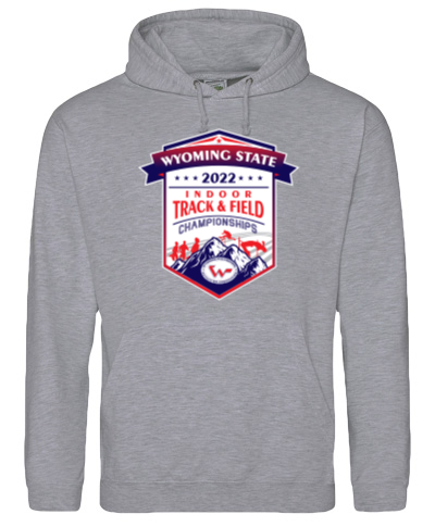 Hooded Sweatshirt 50/50 Heavy Blend Gray