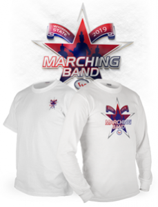 2019 State Marching Band
